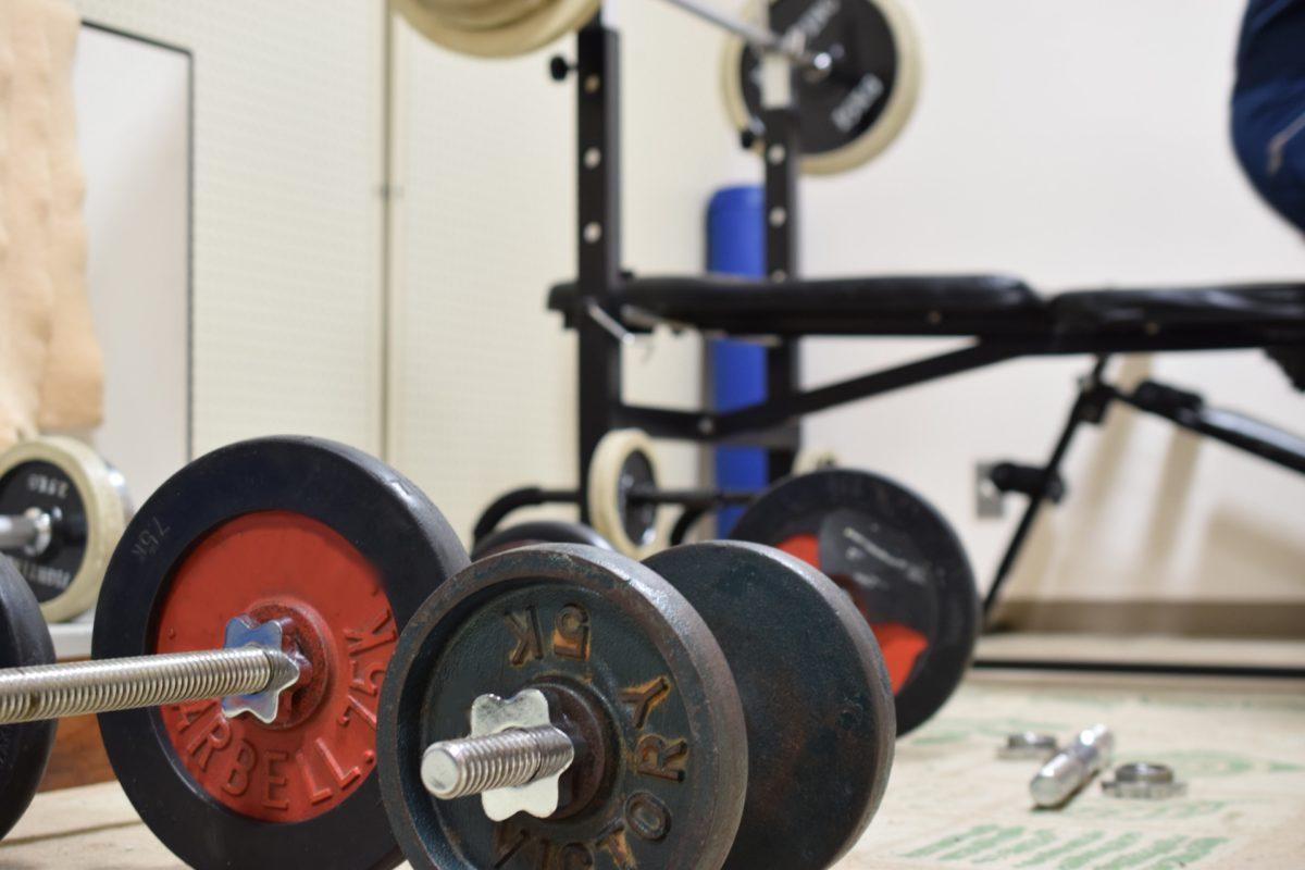 筋トレで身体のバランスを整える!